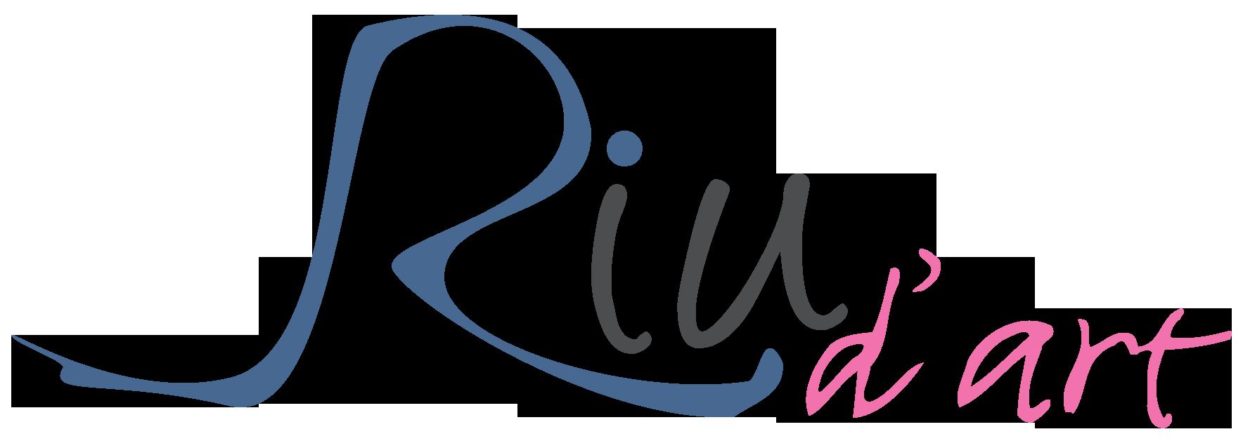 riu d'art logo