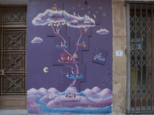 'The Riba-roja dream tree'